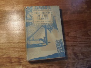 Mind of the Maker - Dorothy Sayers